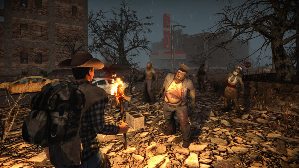 7 ways to die zombie survival game