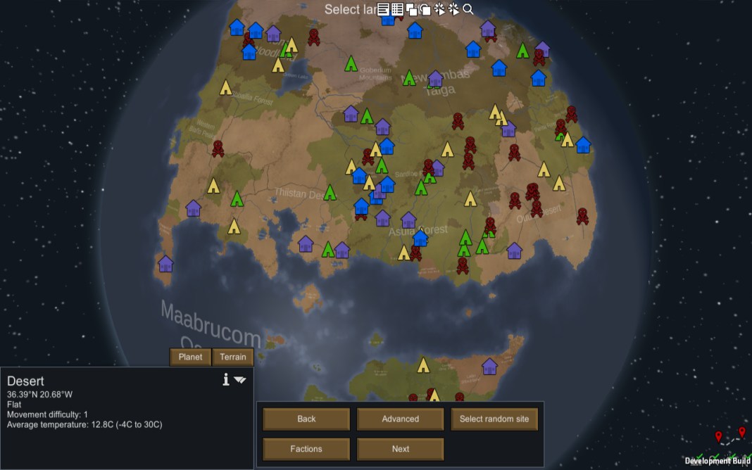 rimworld beginners guide world